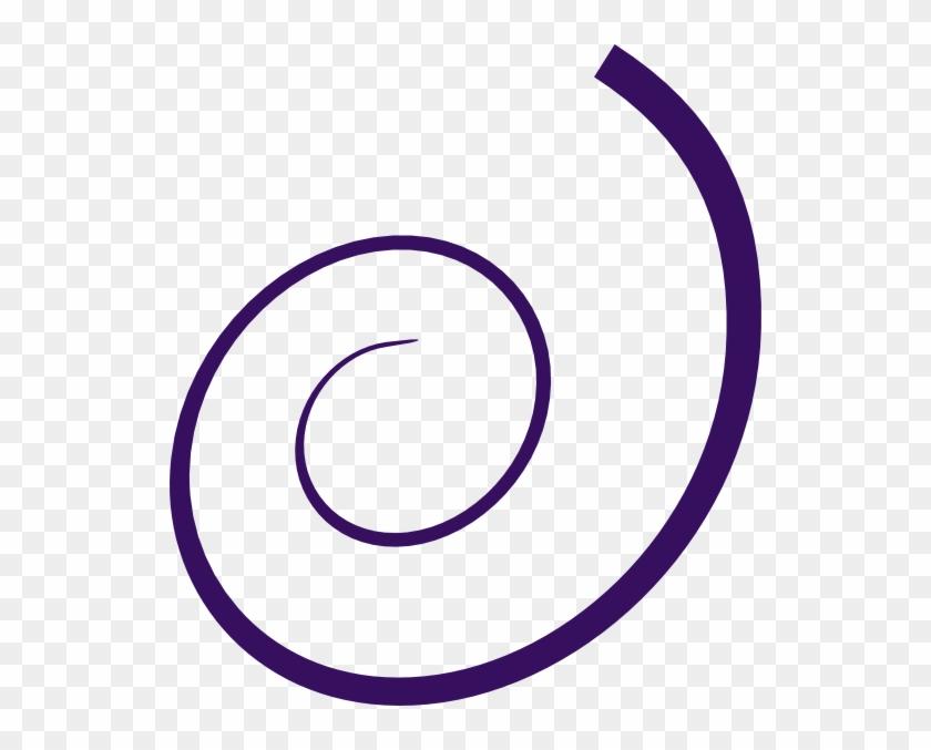 simple swirl clipart - 840×677