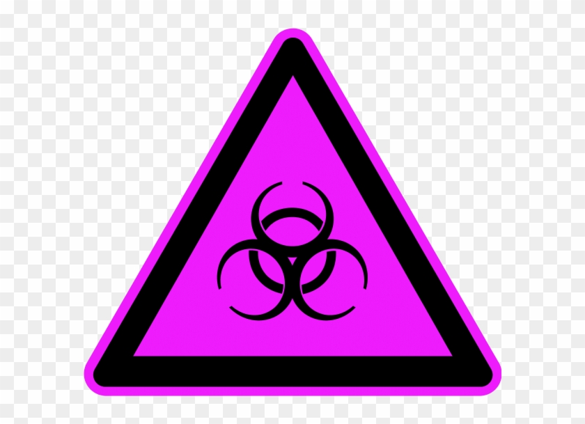Biological Hazard Chemical Waste Warning Sign Biological Hazard