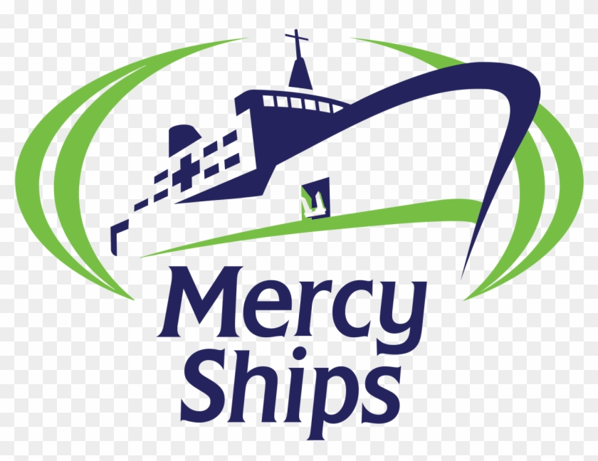 Logos Hope Ship Cape Town Real Clipart And Vector Graphics - Mercy Ships Logo #937524