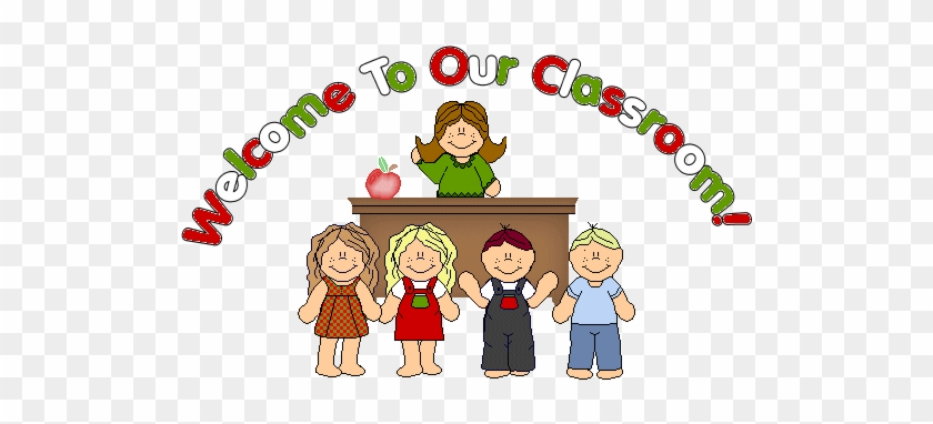 Craigton Primary School And Nursery Class - Welcome To Our Class Clipart #937565