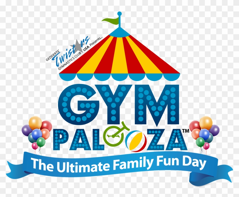 Gympalooza™ The Ultimate Family Fun Day - Becky #937683
