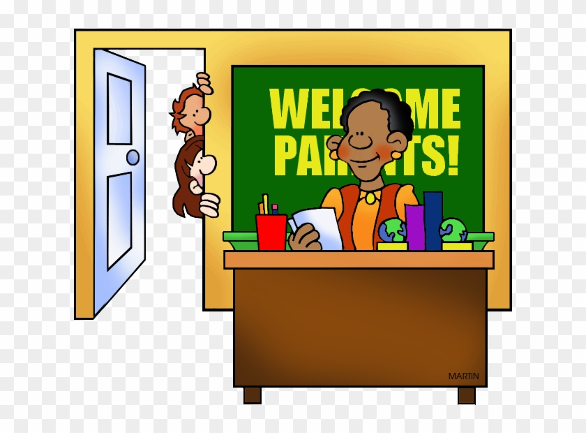 Std Vii, Std Viii Parents' Meeting - Parent Teacher Conferences Clip Art #937795