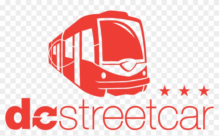 Red Vertical - Dc Streetcar Logo #937990