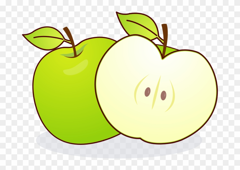 Free Green Apple Clip Art Mcintosh Free Transparent Png Clipart Images Download