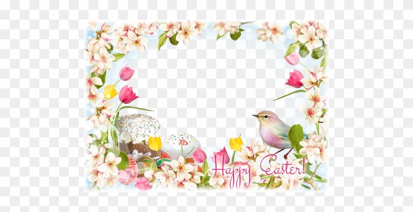 Easter Frames Png Image Background - Easter Photoshop Frames - Free ...