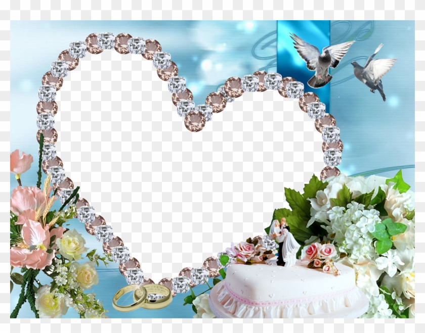 Wedding Photo Frames For Photoshop Free Download - Free