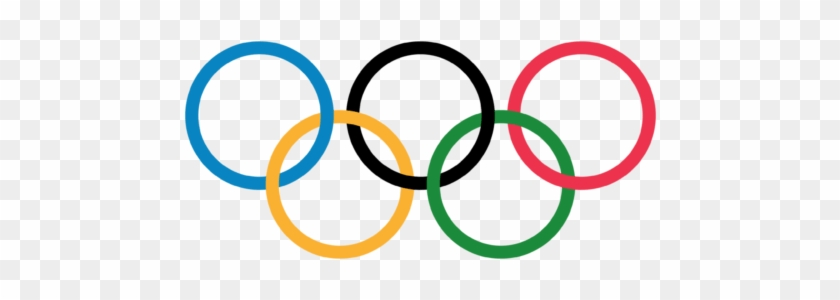 clip art of the olympic rings clip art symbols and olympic flag rh clipartmax com olympic rings and torch clipart Special Olympics Clip Art