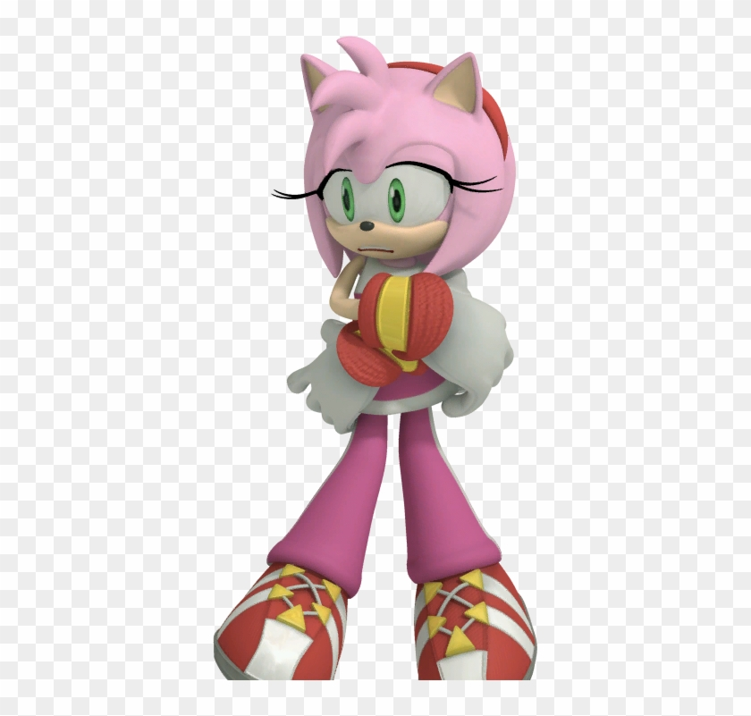 187 Official Art 187 Amy Rose 187 Sonic Free Riders - Amy Rose Sonic Riders #939294