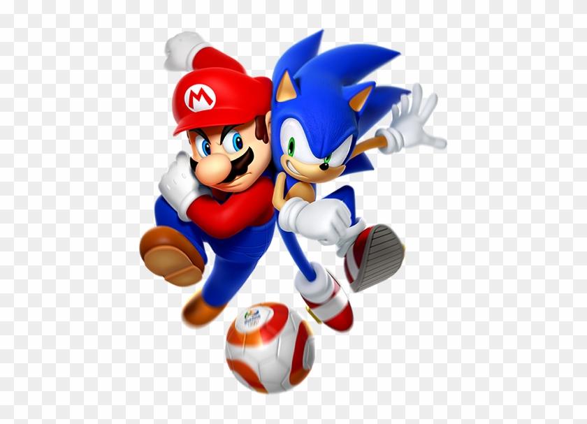 Mario & Sonic At The Rio 2016 Olympic Games™ - Mario & Sonic At The Rio 2016 Olympic Games Png #940622