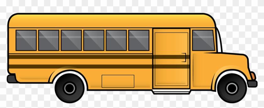 Clip Art School Bus #941340