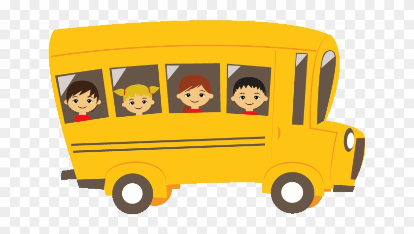 28 Collection Of Animated School Bus Clipart Animated Bus Free Transparent Png Clipart Images Download