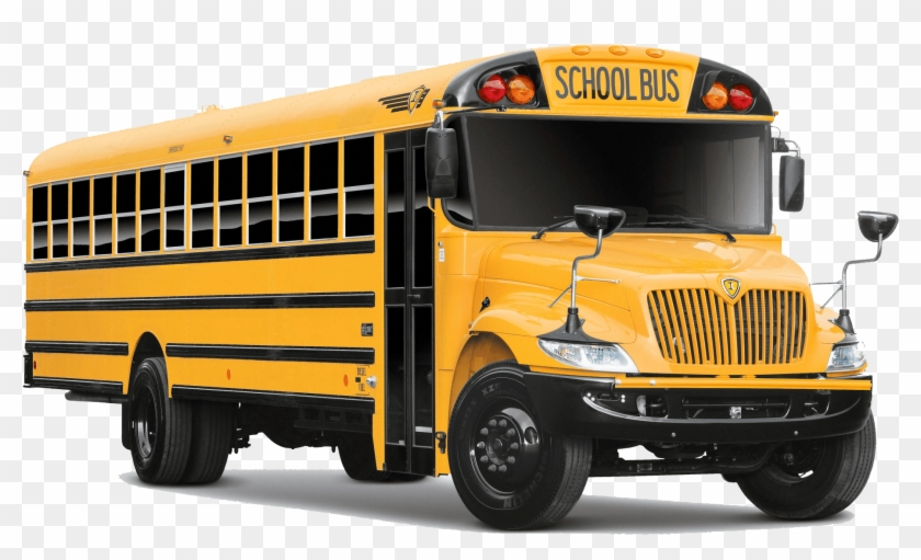 See Here School Bus Clipart Free Black And White - Ic Ce Activity Bus #941375