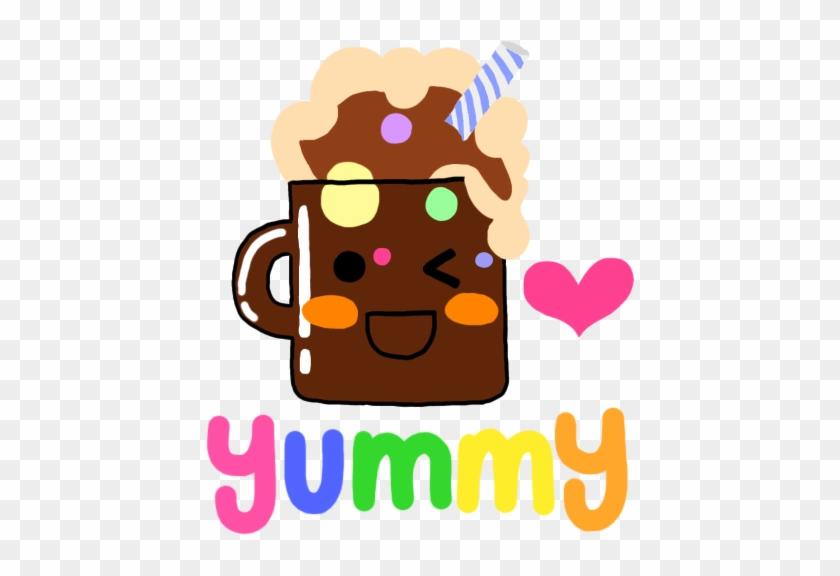 Rootbeer Float Cartoon Art - Ice Cream Float #941551