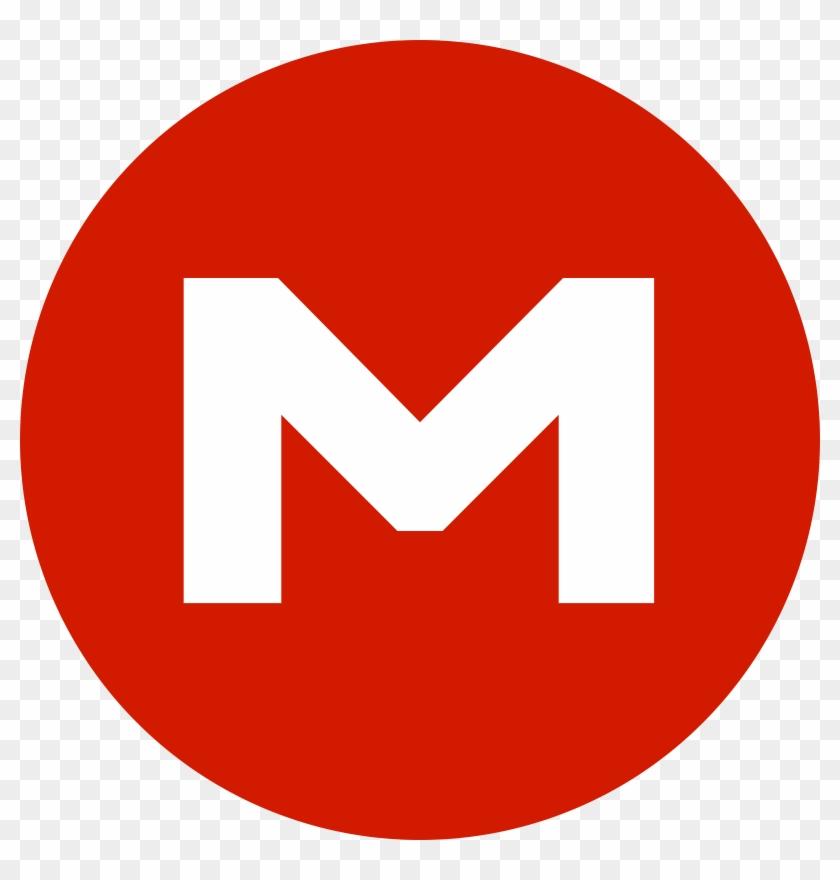 Mega Icon Logo Png Transparent - Express Vpn - Free