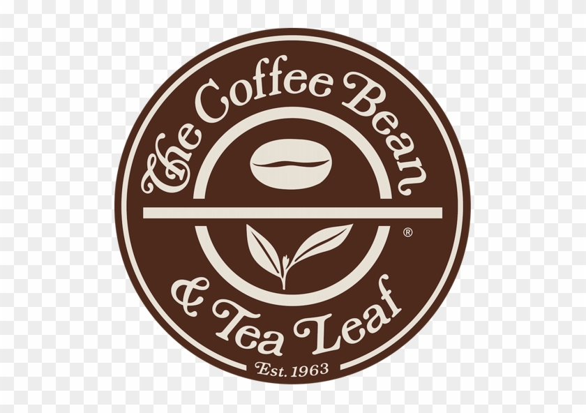 The Coffee Bean & Tea Leaf - Coffee Bean And Tea Leaf Logo Png #942705