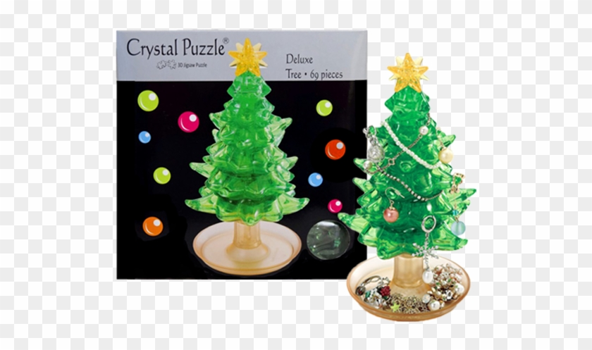 games 3d crystal jigsaw puzzle deluxe christmas tree