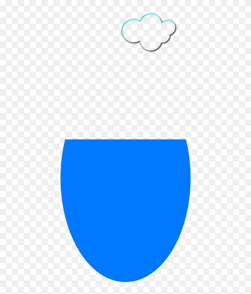 Cloud Svg Clip Arts 336 X 595 Px - Clip Art #944009