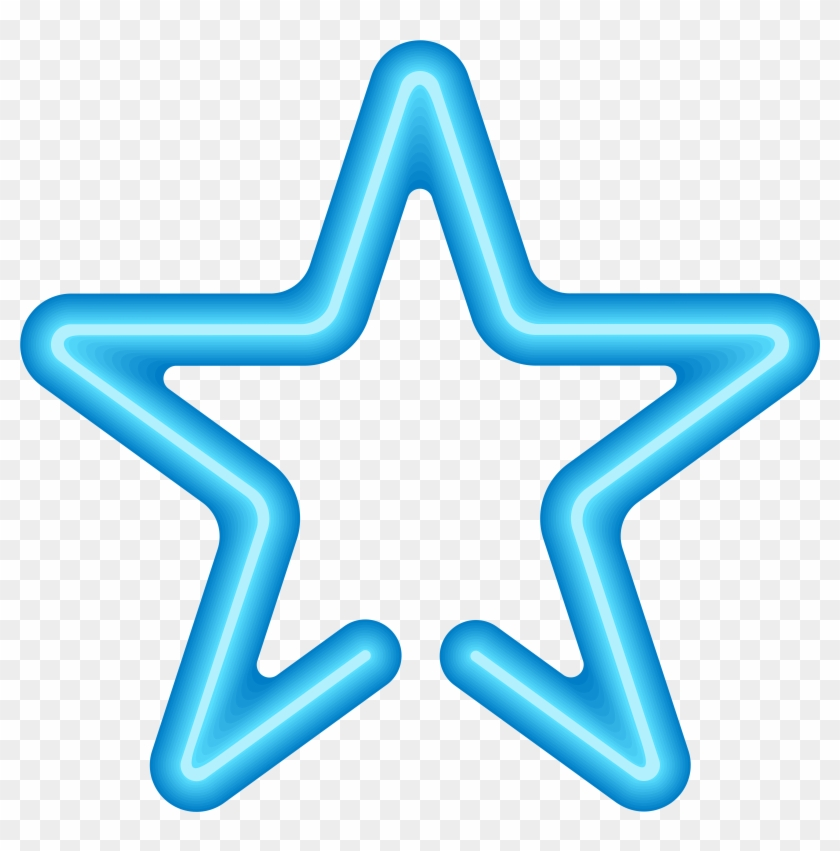 Neon Star Png Clip Art Image Tattoo Designs For Men Biceps Star
