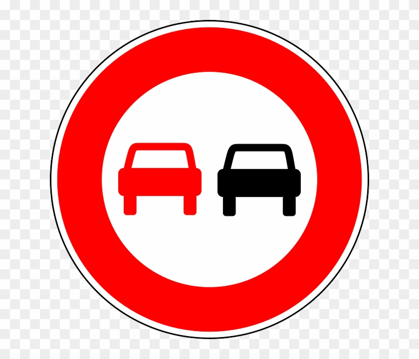 Traffic Sign, Sign, Regulatory Sign - Youtube Circle Logo Png #944772