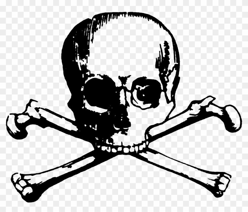 Http - //jackytappet - Tripod - Com/skullbones - Skull And Cross Bones Png #945590