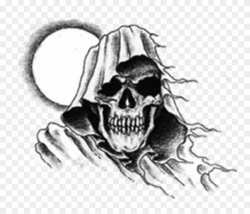 11 Reaper Tattoo Designs And Samples Rh Askideas Com Grim Reaper