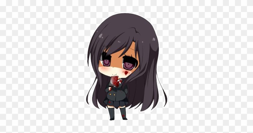 Anime Girl Bleeding Nose