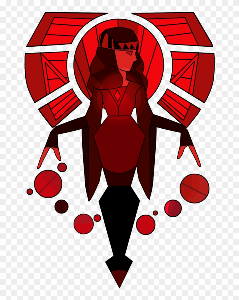 Red Diamonds Mural By Dustyglory Red Diamond Steven