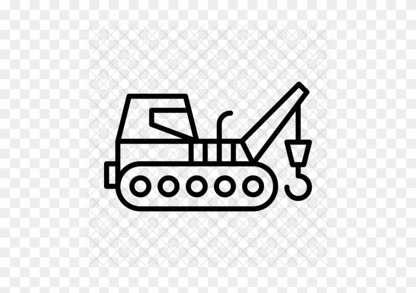 Crane Construction Heavy Machine Vehicle Lift Trator De