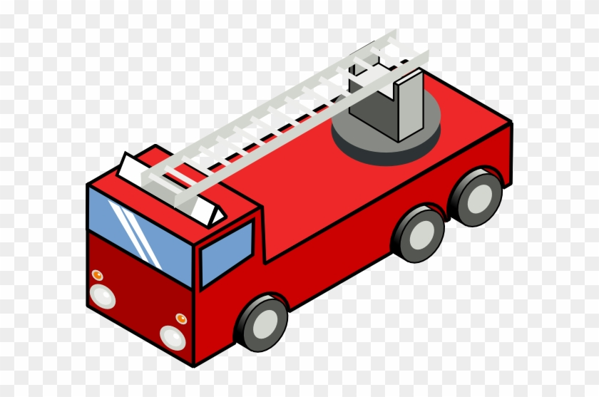 Clipart Of Engine Iso And Animated Fire Model Car Free
