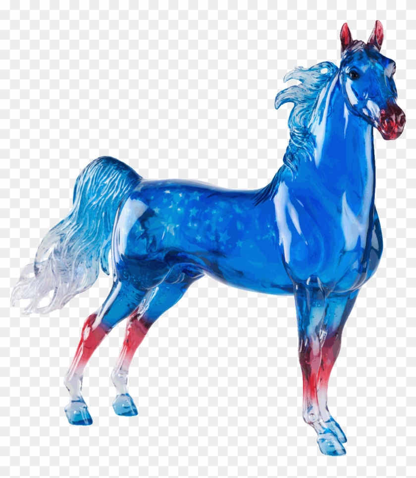 """Breyer 2016 4th Of July Horse """"patriot"""" - 4th Of July Horse #948223"""