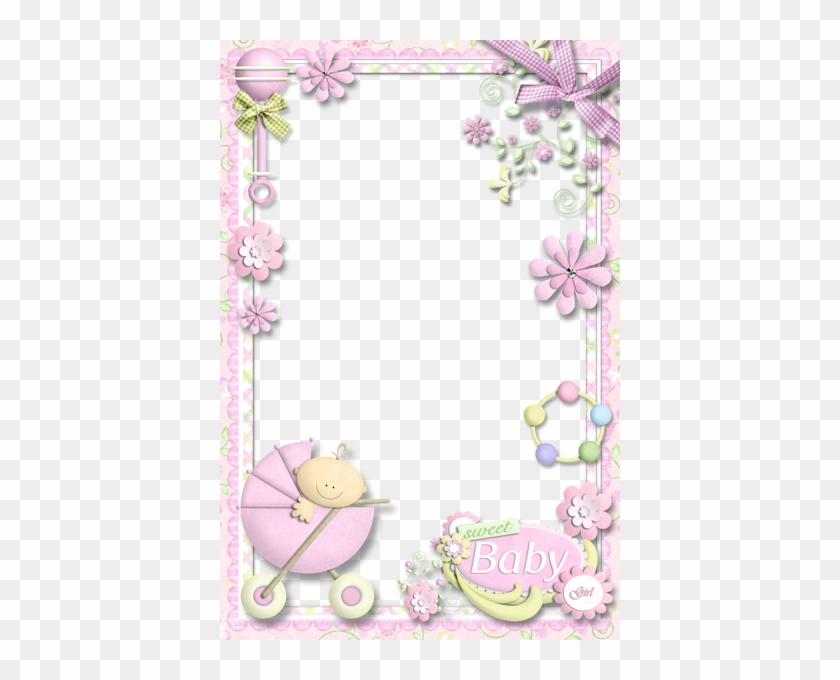 Photo Frame For Baby Girl - Congratulations Baby Shower Quotes ...