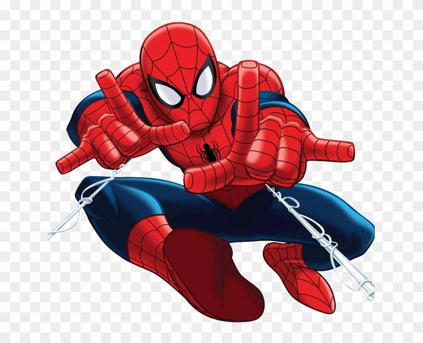 Spiderman Clipart Free Free Superhero Printables Lots Ultimate Spider Man Free Transparent Png Clipart Images Download