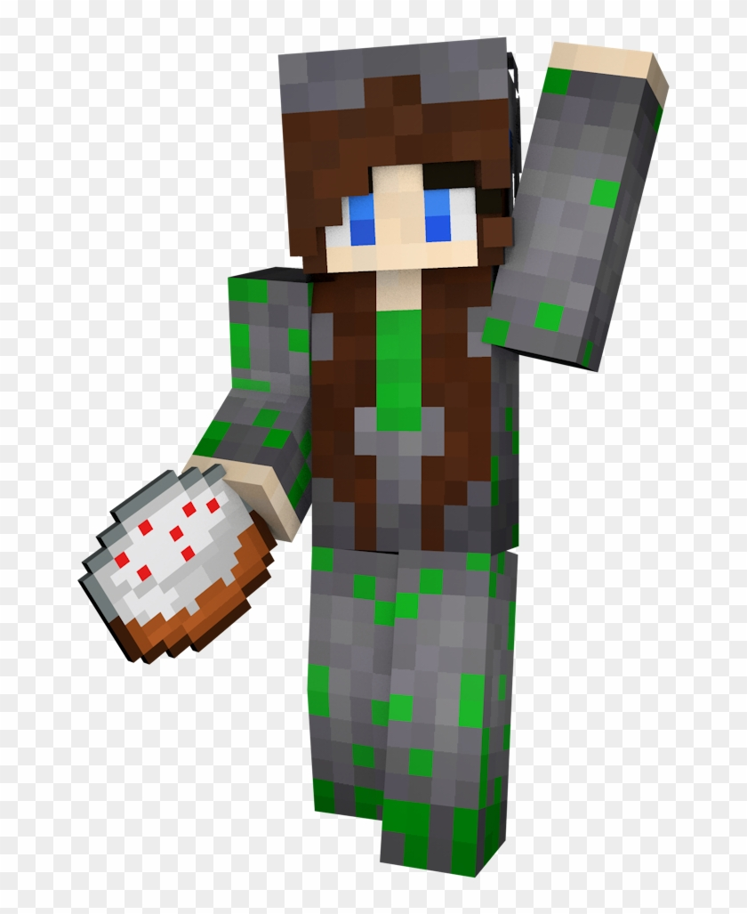 Contents Minecraft Cake Free Transparent Png Clipart Images