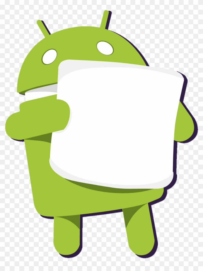 Android Marshmallow - Android Marshmallow Icon Png - Free
