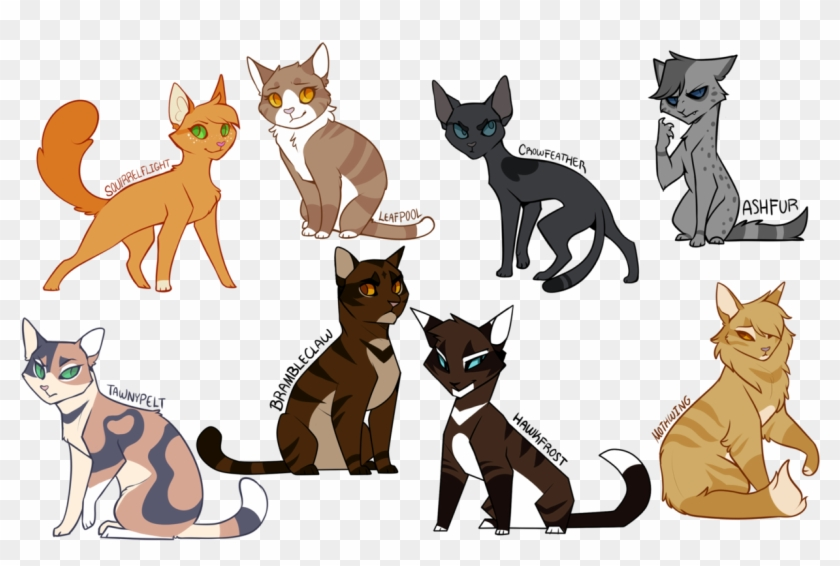 even more warrior cats design by drakynwyrm nifty senpai warrior
