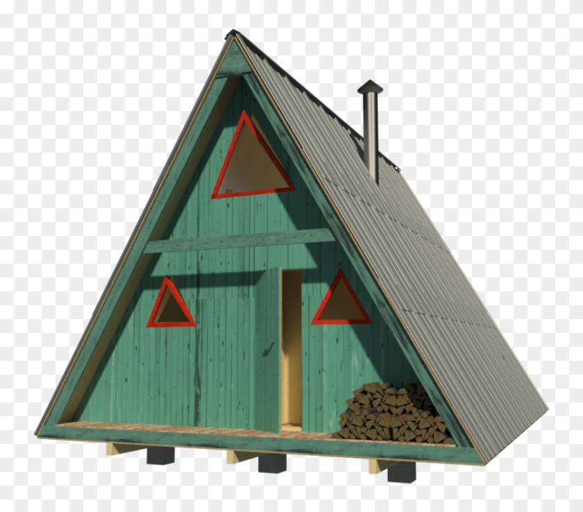 A Frame Cabin Plans Free | Frame Cabin Plans Pdf Tiny House Houseplans Timber A Frame House