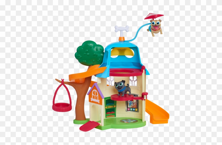 Puppy Dog Pals Doghouse Playset - Puppy Dog Pals Playset #950653