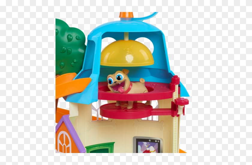 Puppy Dog Pals Doghouse Playset - Puppy Dog Pals Toys #950656