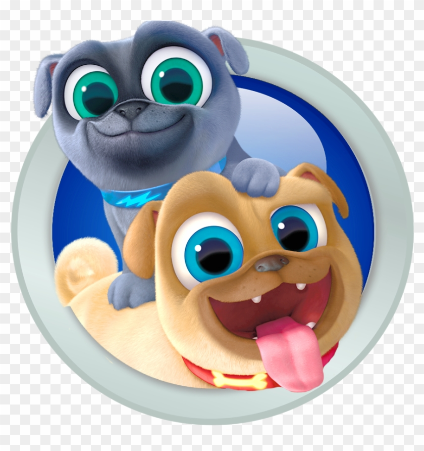 Bingo And Rolly Of Puppy Dog Pals Puppy Dog Pals Serie Free