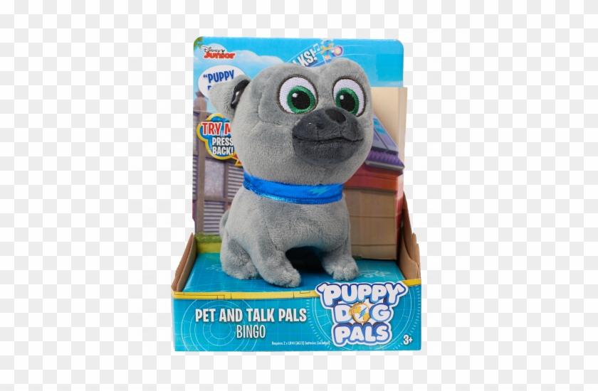 Puppy Dog Pals Pet Talk Pals Bingo - Just Play Puppy Dog Pals Pet And Talk - Rolly #950671