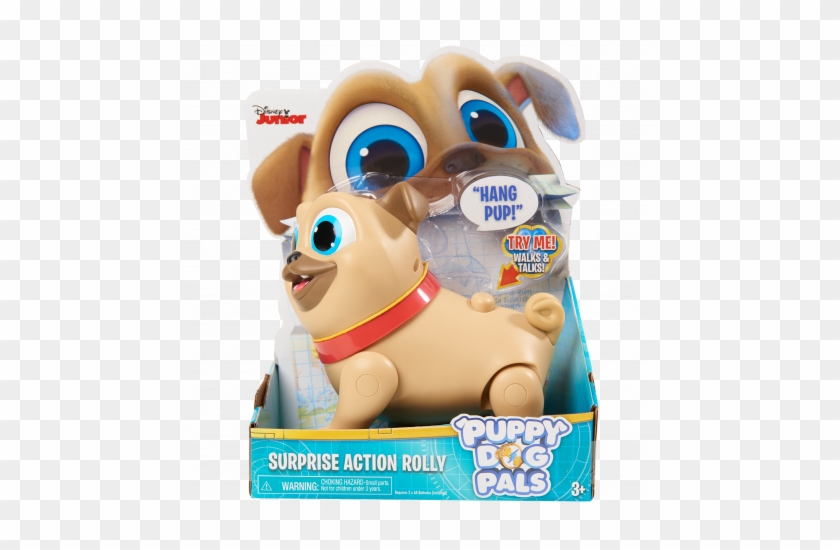 Dogs - Puppy Dog Pals Toy #950676