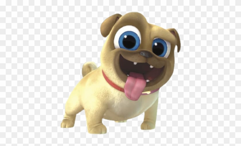 Rolly Disney Puppy Dog Pals Toys Free Transparent Png Clipart