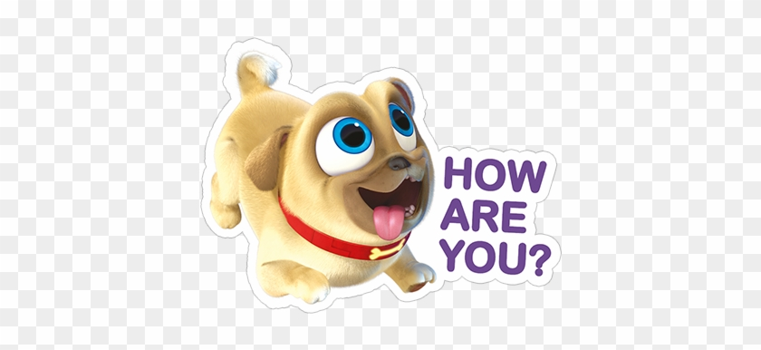 Sticker 5 From Collection «puppy Dog Pals» - Puppy Dog Pals Png #950981