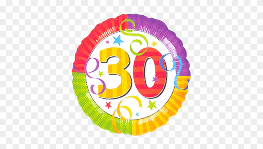 Http Hddfhm Com Images 30 Birthday Clipart 10 Gif 30 - 90th Birthday Clipart #951325