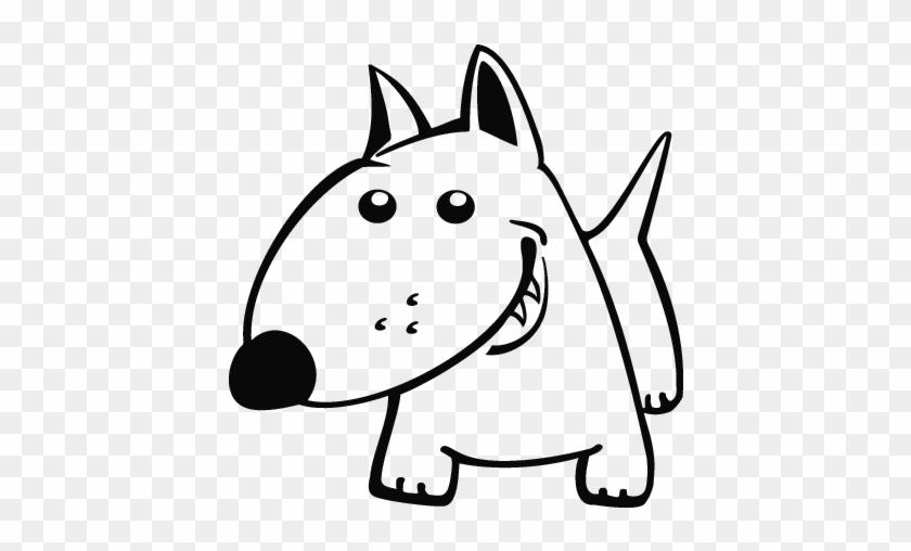 Dibujo De Perrito V Para Colorear - Peluqueria Canina - Free ...