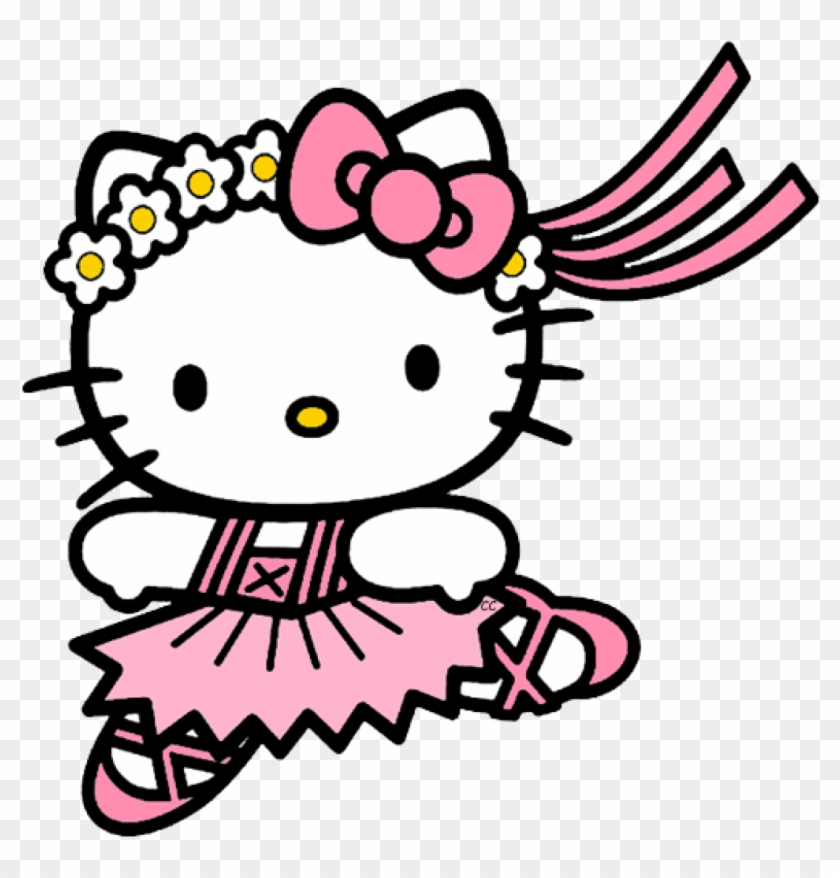 Hello Kitty Angel Hello Kitty - Hello Kitty Coloring Pages #170003