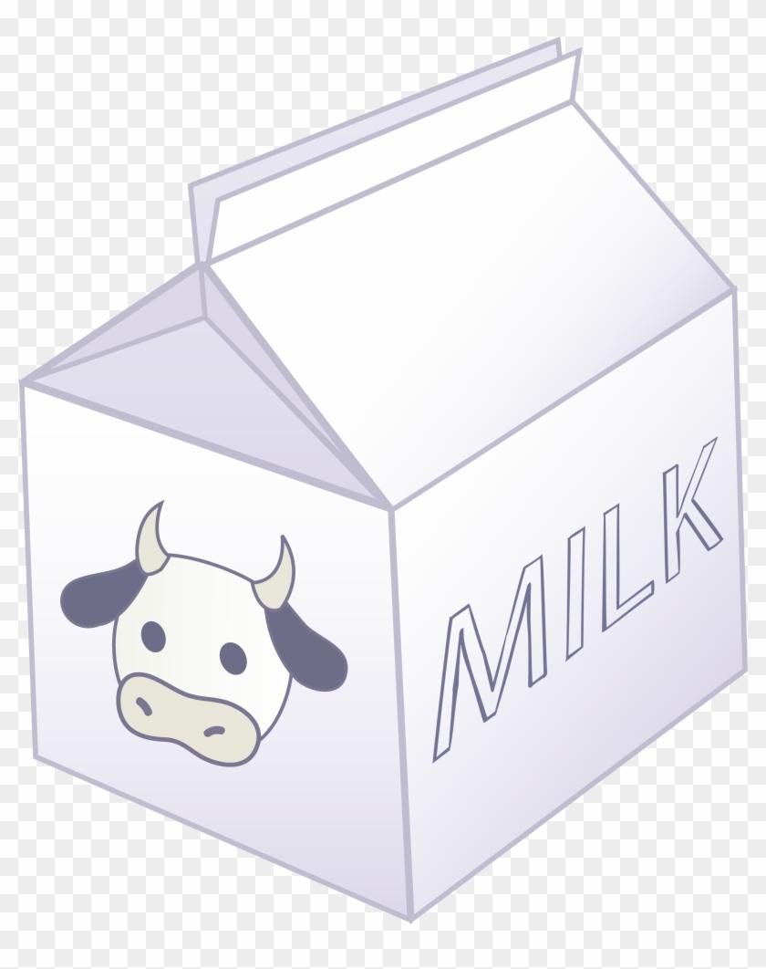Milk Carton Clipart - Play Milk Carton Clipart #170019