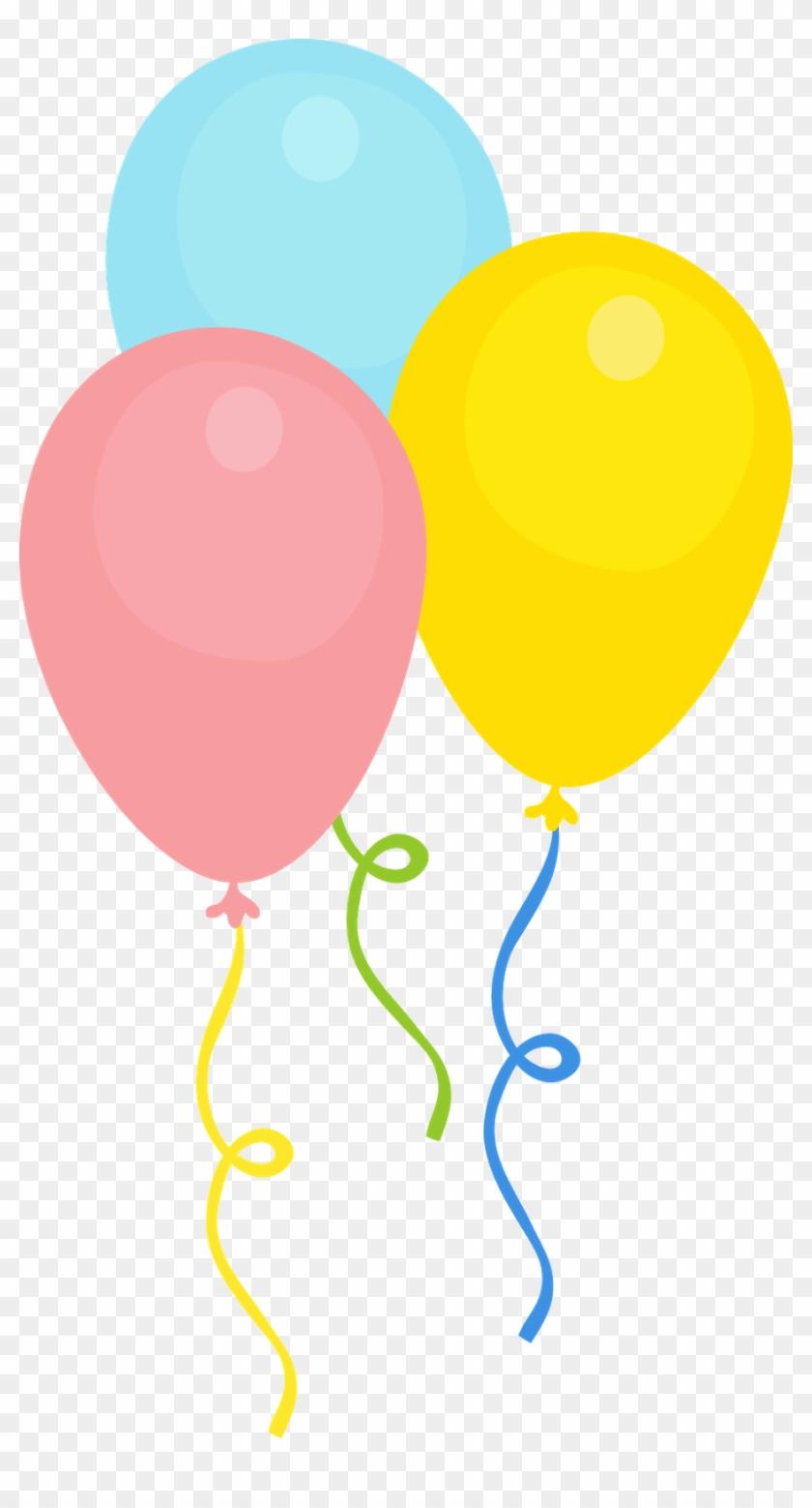 Balão De Festa Desenho #170068