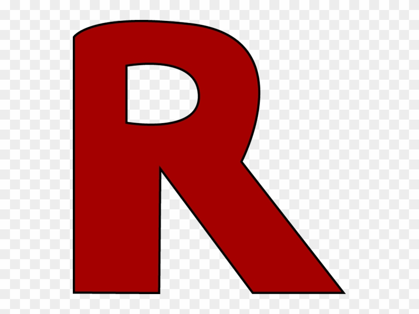 Red Letter R Clip Art Letter R Clipart Red Free Transparent Png