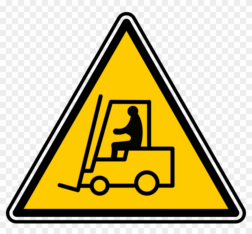 Forklift Safety Products Sure To Keep Accidents Down - Line Of Fire Safety #170187